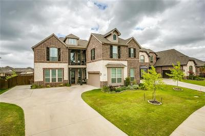 Burleson Single Family Home For Sale: 921 Sandy Hill Road
