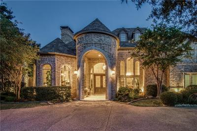 Flower Mound Single Family Home Active Option Contract: 3709 Lippizaner Court