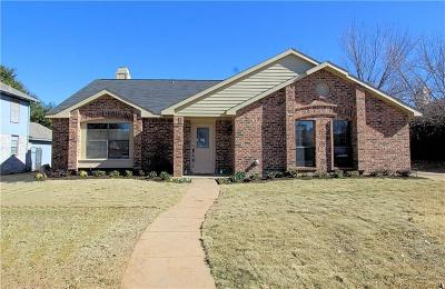 Flower Mound Residential Lease For Lease: 4212 Thames Court
