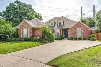 North Richland Hills Single Family Home Active Option Contract: 9132 Bradley Drive