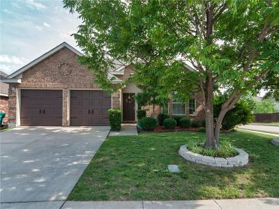 Aubrey Single Family Home Active Option Contract: 1505 Canvasback Drive