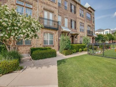Farmers Branch Townhouse For Sale: 4089 Winsor Drive