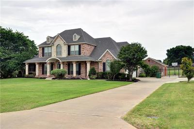 Fort Worth Single Family Home For Sale: 5600 Lucca Drive
