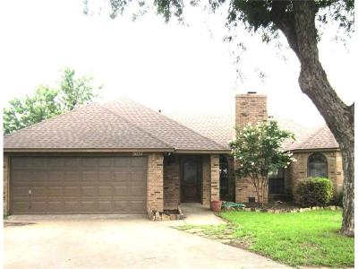 Grapevine Residential Lease For Lease: 3037 Alice Court