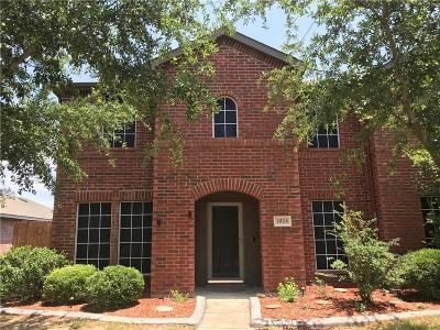 Residential Lease For Lease: 1624 Logan Drive