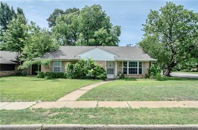 Irving Single Family Home For Sale: 202 Linda Lane