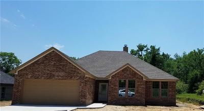 Denison Single Family Home For Sale: 2616 Flora Lane