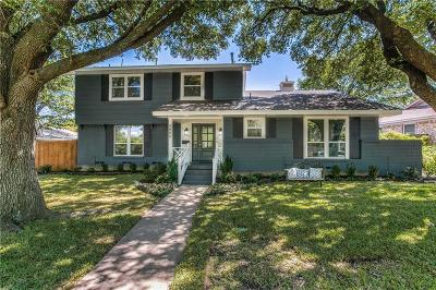 Single Family Home For Sale: 9840 Windledge Drive