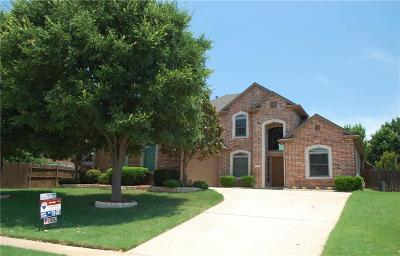 Keller Single Family Home For Sale: 1309 McEntire Court