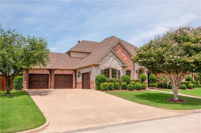 Mansfield Single Family Home Active Option Contract: 1805 Artesia Court
