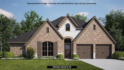 Frisco Single Family Home For Sale: 16584 Trumpet Vine Road