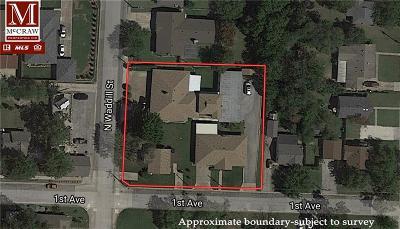 McKinney Multi Family Home For Sale: 1702 N Waddill Street N