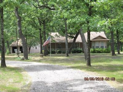 Grand Saline Single Family Home For Sale: 400 Vz County Road 1112