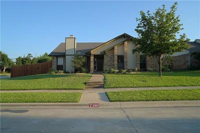 Flower Mound Single Family Home Active Option Contract: 2901 Hamlett Lane