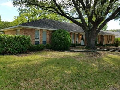 Single Family Home For Sale: 14926 Hillcrest Road