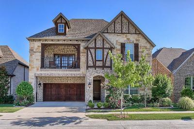 Keller Single Family Home For Sale: 3049 Ponder Path