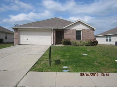 Terrell Residential Lease For Lease: 118 Sandlewood Drive