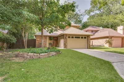Mckinney Single Family Home Active Option Contract: 408 W Graham Street