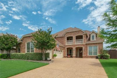 Prosper Single Family Home For Sale: 188 Crown Colony Drive