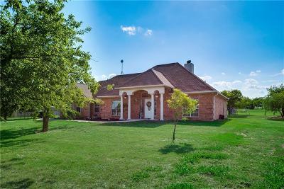 Rhome Single Family Home Active Option Contract: 106 Heritage Creek Drive