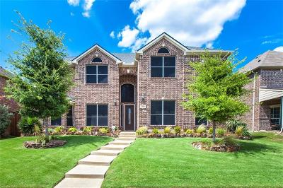 Frisco Single Family Home Active Option Contract: 1264 Dutch Hollow Drive