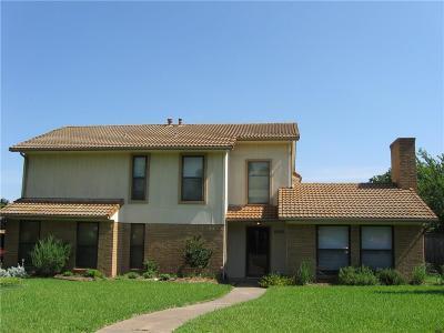 Single Family Home For Sale: 10231 Echo Ridge Court