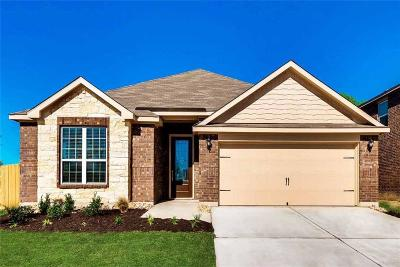 Denton Single Family Home For Sale: 4504 Merchant Trail