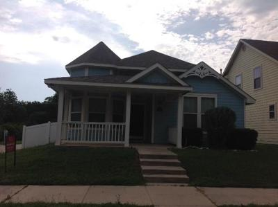 Aubrey Single Family Home Active Option Contract: 2121 Rodgers Lane