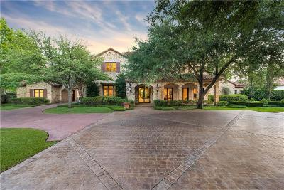Dallas Single Family Home For Sale: 4562 Isabella Lane