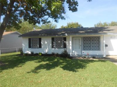 Mesquite Single Family Home For Sale: 817 Rancho Drive