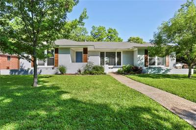 Single Family Home For Sale: 7435 Wild Valley Drive