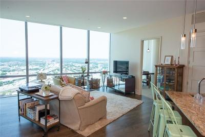 Fort Worth Condo For Sale: 1301 Throckmorton Street #2705