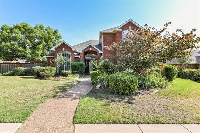 Carrollton Single Family Home Active Contingent: 2101 Larkspur Drive