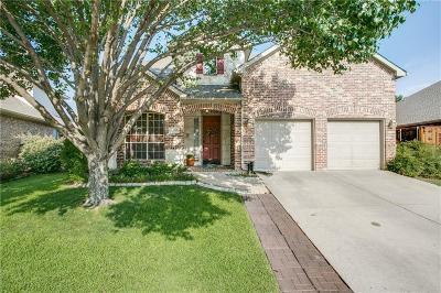 Sachse Single Family Home For Sale: 6905 Lake Meadow Lane