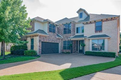 Colleyville Single Family Home Active Option Contract: 6008 Volterra Court