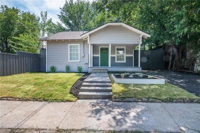 Single Family Home For Sale: 217 S Garrett Avenue