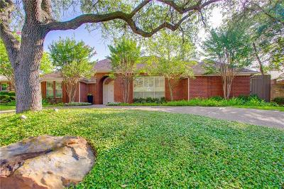 Dallas Single Family Home For Sale: 8706 Vista View Drive