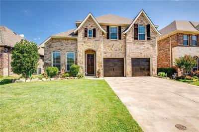 McKinney Single Family Home Active Option Contract: 508 Wichita Trail