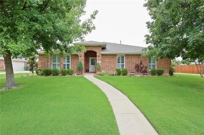 Single Family Home For Sale: 1008 Cowboy Court