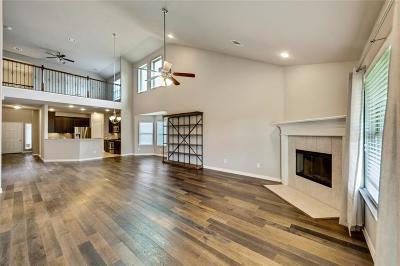Little Elm Single Family Home For Sale: 2025 Megan Creek Drive