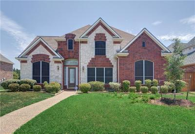 Coppell Single Family Home For Sale: 236 Bricknell Lane