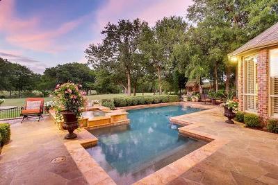 Flower Mound Single Family Home For Sale: 5100 Remington Park Drive