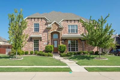 Prosper Single Family Home For Sale: 780 Martin Creek Drive
