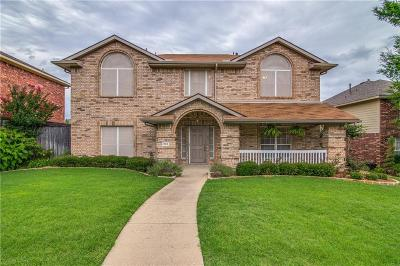 Rockwall Single Family Home For Sale: 994 Safflower Court