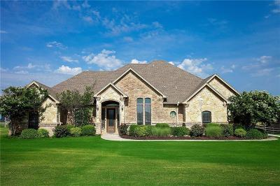 Fort Worth Single Family Home Active Option Contract: 12055 Vista Ranch Way