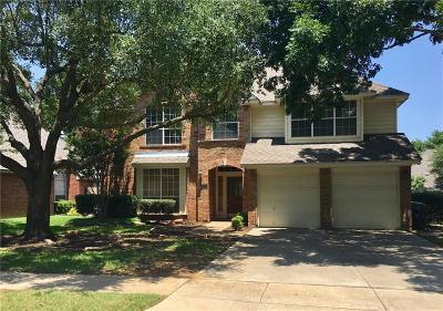 Grapevine Residential Lease For Lease: 2092 Idlewood Drive