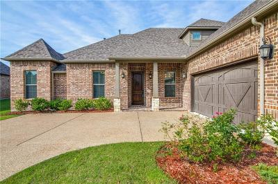 Rockwall Single Family Home For Sale: 1005 Pleasant View Drive