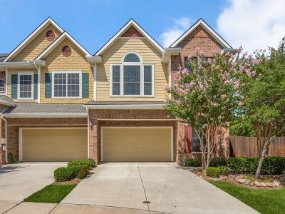 Irving Townhouse For Sale: 4016 Rome Court