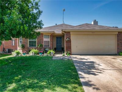Forney Single Family Home For Sale: 1023 Singletree Drive