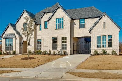 Prosper Single Family Home For Sale: 1011 Cliff Creek Drive